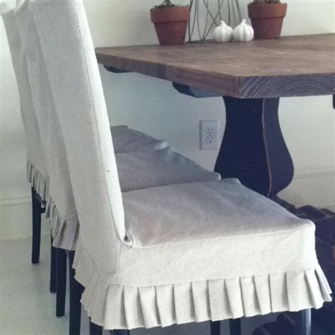 how to make slipcovers for dining room chairs 1000 ideas about dining chair slipcovers on pinterest