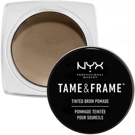 Eyebrow Pomade Nyx frame tinted brow pomade ulta