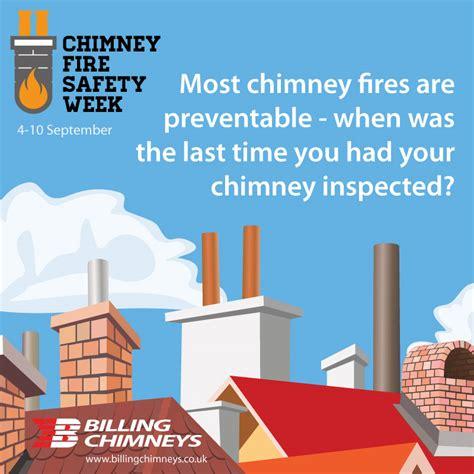 Chimney Safety Week 2017 - chimney inspection billing chimneys