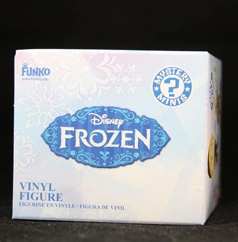 frozen barriers series 1 disney frozen blind box mystery minis by funko
