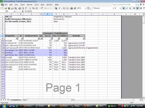 Download Free Internal Audit Working Papers Auditing Payroll Of An Organization Where Huge Audit Working Paper Template