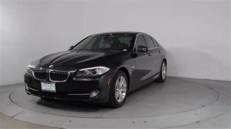 bmw for sale in miami 2012 bmw 5 series sedan 528i for sale in miami fort