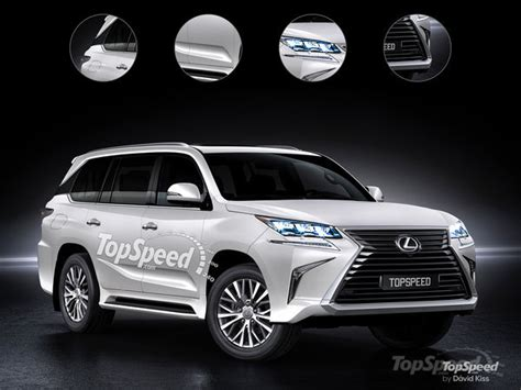 lexus flagship suv rendering gives us something big to