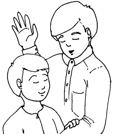 boy missionary coloring page lds clipart boy clipart collection lds missionary