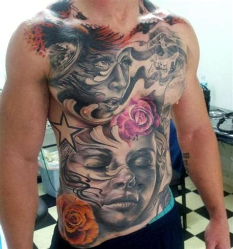 tattoo mens chest chest tattoos for men chest tattoo ideas