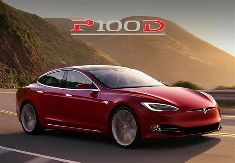 Top Of The Line Tesla Tesla Model S P100d The Awesomer