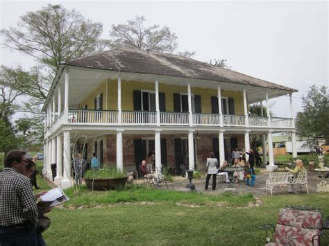 house plantation national register of historic places listings in louisiana