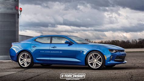 4 door camaro for sale what about a 2016 camaro rs shooting brake or four door