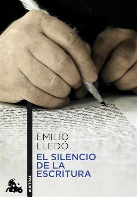 el silencio de las emilio lled 243 premio nacional de las letras 2014 area libros