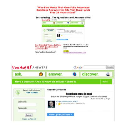 Mba Yahoo Answers Site Answers Yahoo by Turnkey Question And Answer Site Like Yahoo Answers