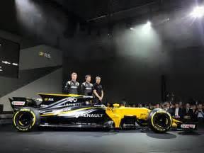 Renault Racing Renault Reveals 2017 F1 Challenger In Sports