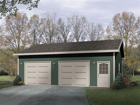 how to build a 2 car garage flowerfield hill two car garage plan 059d 6007 house