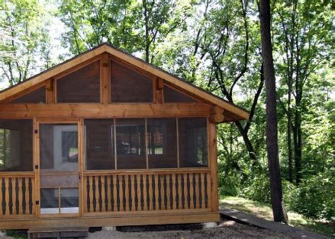 Wisconsin Cabin Rental by Neshonoc Lakeside Resort Cabin 5 West Salem Wi Vacation