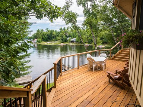 cottage in now sold severn river cottage in muskoka