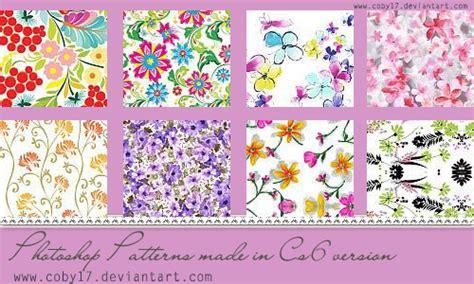floral pattern deviantart floral photoshop patterns by coby17 on deviantart