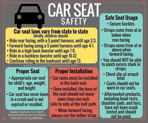 Car Seat Meme - 37 best fact sheets and resources images on pinterest