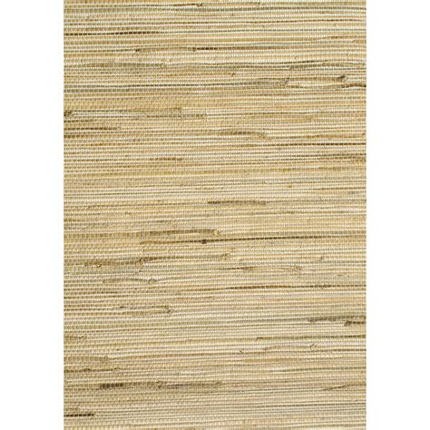 shop allen roth dark grey grasscloth unpasted textured brown grasscloth wallpaper wallpapersafari
