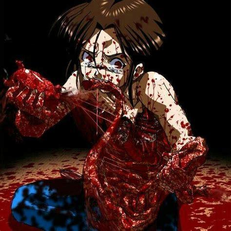 31 best anime gore images on pinterest horror rocky