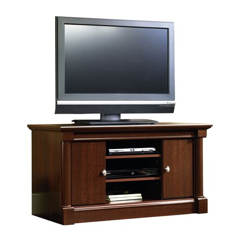 tv stands sauder 411864 palladia panel tv stand atg stores