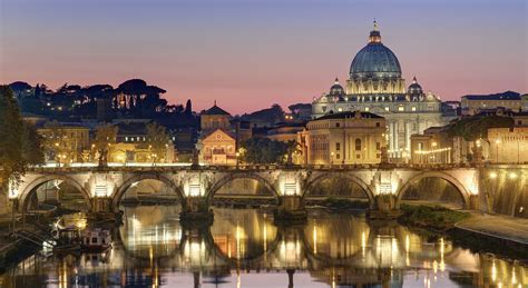 Walk Through History In Rome, Italy ? Anniversary Spring