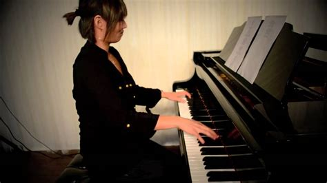 adele a piano adele someone like you piano cover youtube