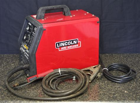 lincoln sp 100 parts lincoln electric idealarc sp 100 arc welder no reserve