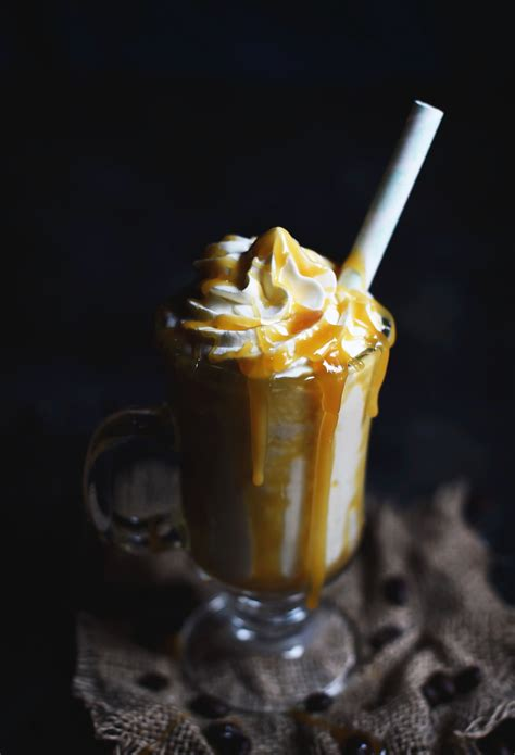 Coffee Frappuccino low carb copycat starbucks coffee frappuccino simply so