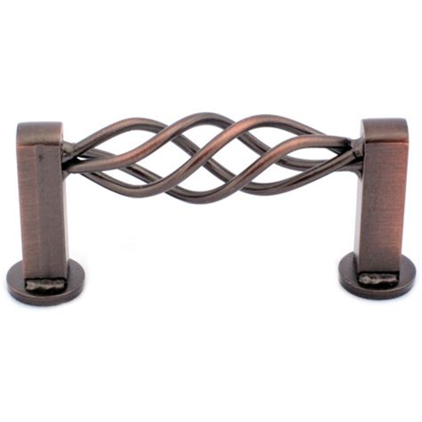 discontinued restoration hardware drawer pulls 3 quot center to center oil rubbed bronze mission bay