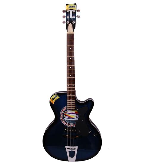 Where To Buy Guitar Center Gift Cards - givson blue electro guitar buy givson blue electro guitar online at best price in