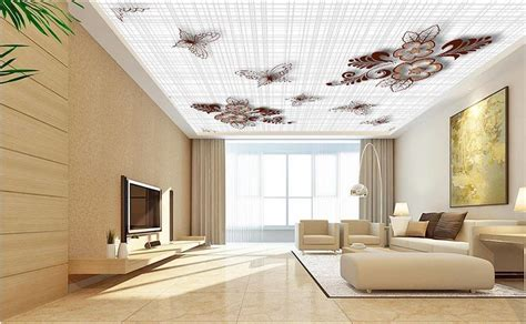 stunning ceiling wall design  decorate  home