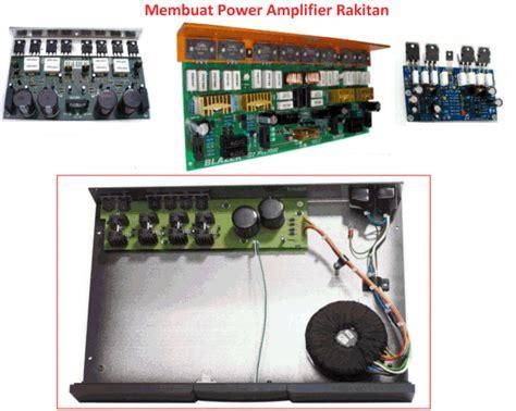 Power Lifier Rakitan Bell membuat power lifier rakitan bagian 2