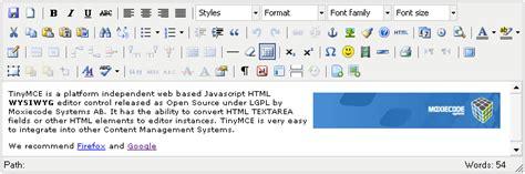 best wysiwyg html editor 10 best wysiwyg text and html editors