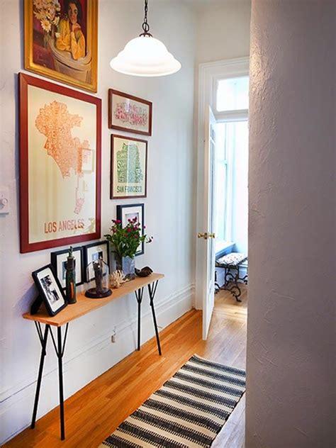 tips   long narrow hallway home decor