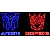 Pin Autobots And Decepticons Logo On Pinterest