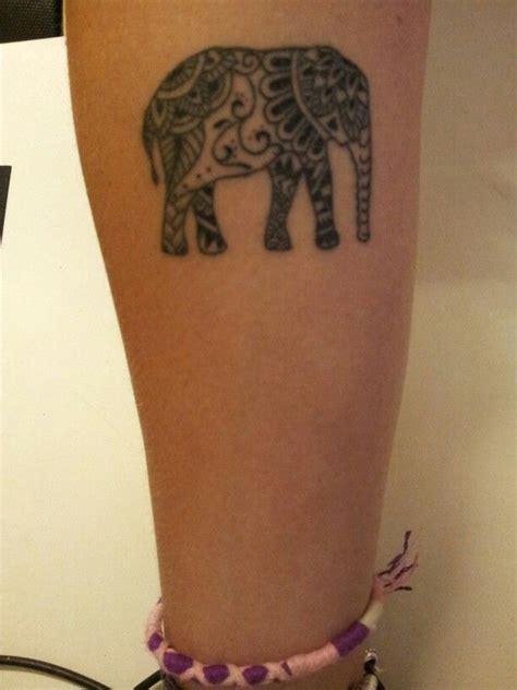 elephant yoga tattoo elephant bamboo tattoo designed and done in koh phi phi