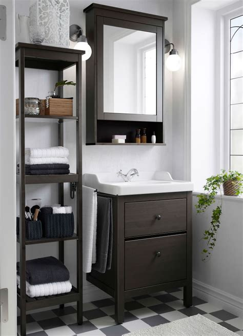 hemnes bathroom cabinet there s always room for a big traditional bathroom ikea