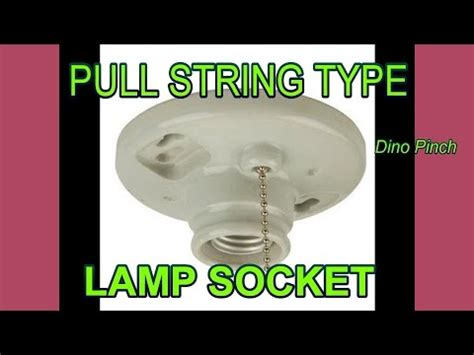 Replace Pull Chain Light Fixture Replacing A Broken Pull Chain Switch On A Ceiling Fan Doovi
