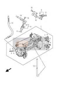 Suzuki Heat Spare Parts Suzuki Sfv650 A Gladius 2012 Spare Parts Msp