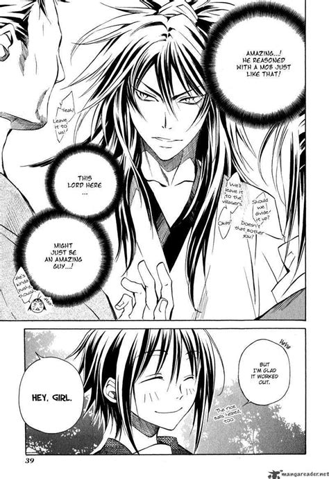 sengoku strays sengoku strays 3 read sengoku strays 3 page 41