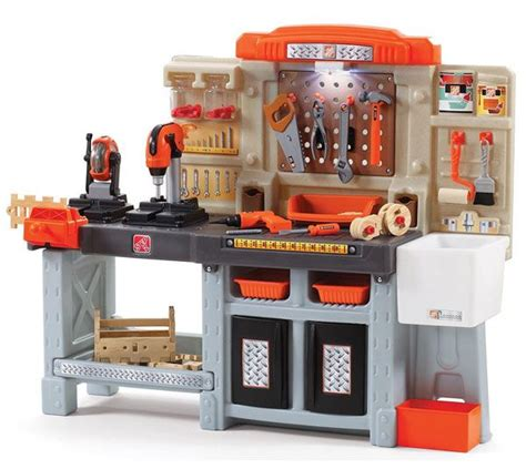 Ibuilder Deluxe Station Set childrens workbench review encourage your
