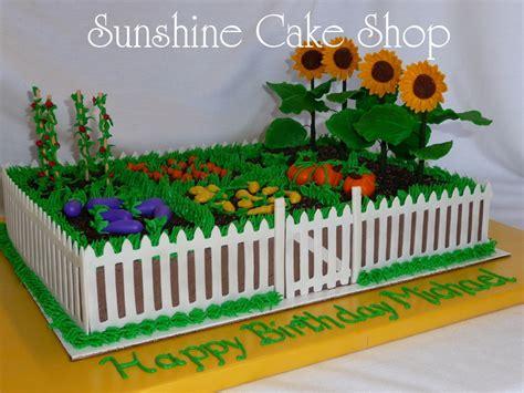 Flower Garden Cake Ideas Pdf Garden Sheet Cake Cakecentral