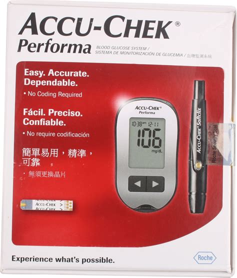 Lu Per Meter accu check performa glucometer price in india buy accu check performa glucometer at