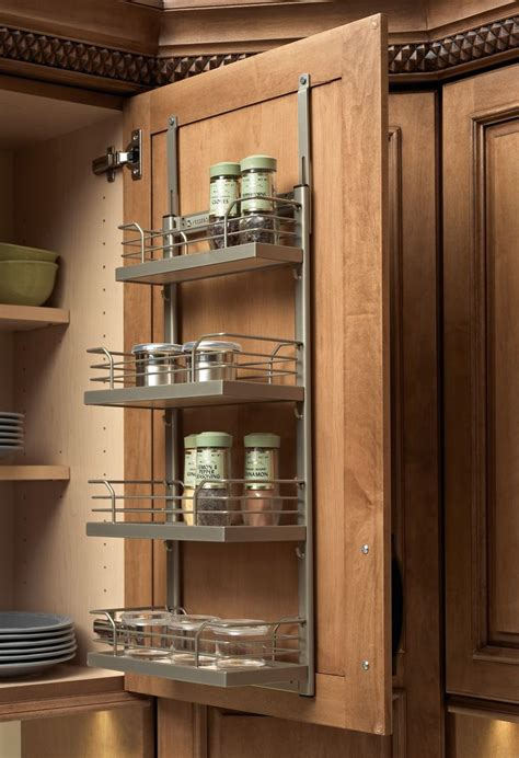 wall spice cabinet with doors wall spice rack kitchen inspiration pinterest