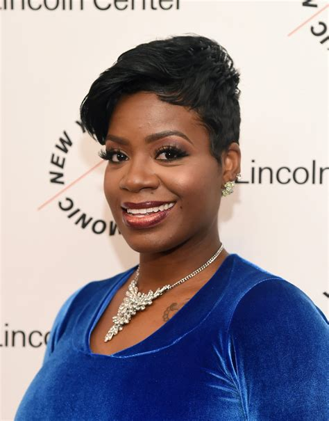 Fantasia Short Hairstyles Pictures