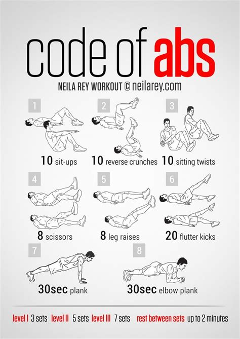 Easy workout at home for men