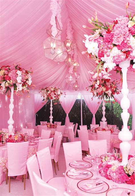 pretty in pink baby shower amazing florals