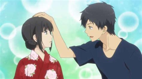 ulasan anime fuuka sambut empat episode dari anime relife kaori nusantara