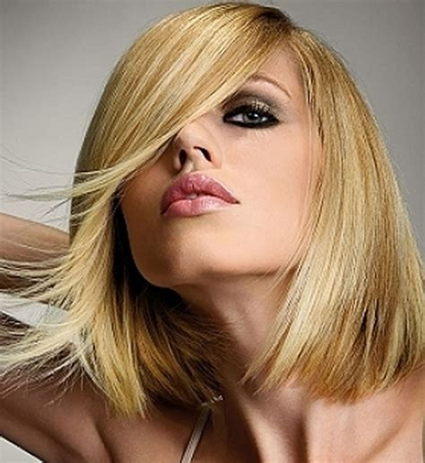 photos of hairstyles that are longer on the one side trend bob haircuts inspiration that to change your