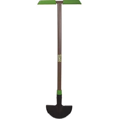 steel landscaping edger ames steel landscaping edger 2917200 the home depot