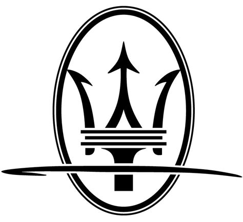 maserati car symbol logo symbols of cars quot maserati quot adavenautomodified